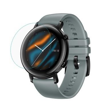 Microsonic Huawei Watch GT2 42mm Nano Cam Ekran Koruyucu Renksiz